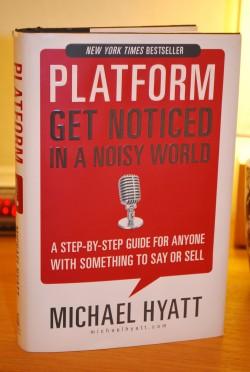 Platform: Get Noticed in a Noisy Wolrd